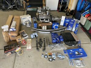 1940 Ford Deluxe Coupe Parts Lot Bob Drake Painless Hotrod Streetrod
