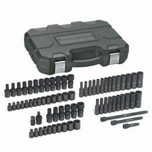 Gearwrench Kd 84903 Impact Socket Set 71 Piece 1 4 Drive Sae mm Brand New