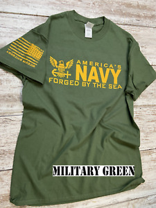 US Navy t shirt featuring newest Navy Logo 00 $16.95