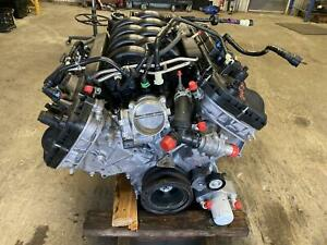 5 0l Engine Motor Assembly Fits 2018 2019 Ford F 150 Only 5k Miles
