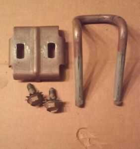 1963 Chevrolet Corvair Front Hood Trunk Latch With Original Bolts Chevy Parts