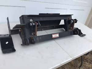 88 98 Chevy Gm 4x4 Unimount Western Snow Plow Mount