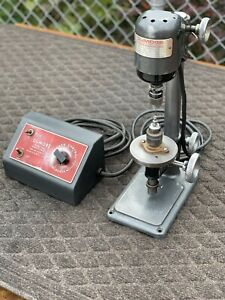 Vtg Rare Dumore Variable Hi Speed Sensitive Jewelers Mini Drill Press 16 011
