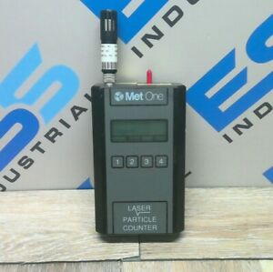 Met One Laser Particle Counter 227b 3 1 Ce Nimh