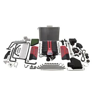 Edelbrock Supercharger Stage 1 Street Kit 2010 2013 Gm Camaro 6 2l Ls3 W O Tu