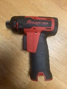 Snap On Cts661 7 2v Screwdriver Impact Driver Drill Tool Only Lithium 757