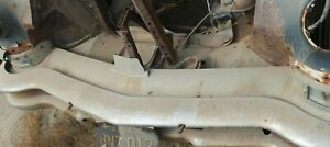1951 1952 1953 Chrysler Imperial Lower Center Grille Grill Piece F
