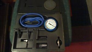Snap On Tools Vacuum Pressure Tester Gauge Set In Case Eepv311a Preowned