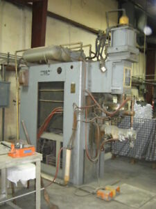 Sciaky Press Type 3 Phase Spot Welder