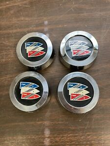 1970s 1980s Buick Rally Wheel Center Caps 1 Is Nos 1020
