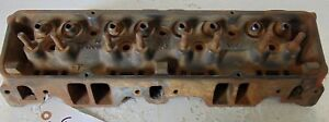 Factory Performance Chevy Cylinder Head 3947041x Date C1870 Corvette Camaro Magd