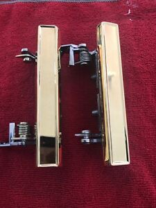 24k Gold Plated G Body Door Handles For Buick Chevy Olds Pontiac