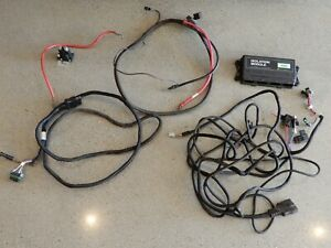Western Fisher Snow Plow Wiring Harness Hb3 h11 Chevy gmc 3 Port 3 Plug Gm 29400