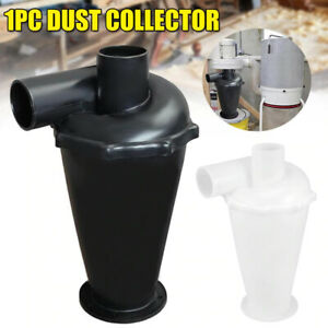 Industrial Molded Bagless Cyclone Dust Collector Separator For Woodworking Diy