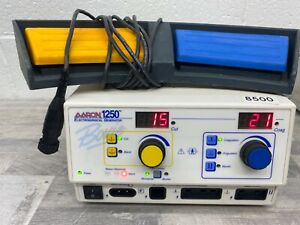 Bovie Aaron 1250 High Frequency Electrosurgical Generator Esu Surgical Unit 8500
