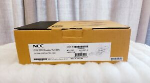 Nec 22 Button Display Phone 80573 Brand New