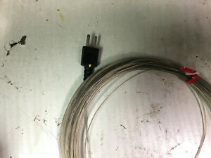 50 K type Thermocouple Assembly Te Wire Cable