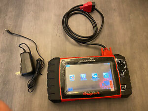 Snap On Solus Ultra Eesc318 Scanner Diagnostics Tool 18 4 Previously Enjoyed