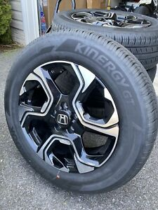 Genuine Honda Cr v 18 Wheels And Tires