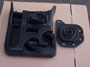 02 03 04 05 Dodge Ram 1500 2500 3500 Truck Floor Shifter Console Cup Holder
