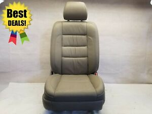 2001 2002 2003 2004 2005 Lexus Gs300 Front Right Passenger Seat Leather Grey