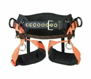 Weaver Arborist Wlc 760 Climbing Saddle Available In S m lg Xl