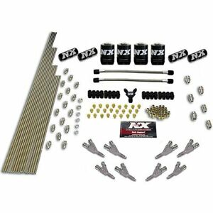 Nitrous Express 13383 Direct Port Plumbing Kit