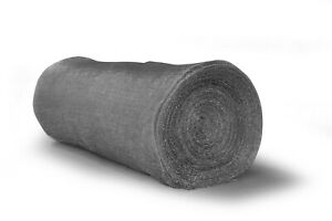 Stainless Steel Knitted Wire Mesh 011 Diameter X 36 X 50 50 Lbs roll