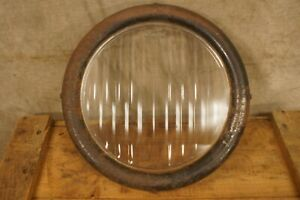Antique Ford Model T Headlight H Lens With Housing