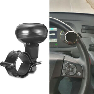 Car Truck Steering Wheel Spinner Knob Turning Aid Power Handle Assister Ball