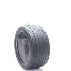 Used 285 35zr18 Michelin Pilot Sport 3 101y 4 32