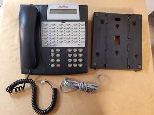 Avaya Partner 34d Displays Black Handset cord