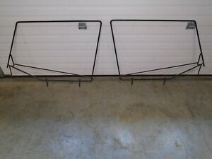 Jeep Wrangler 87 95 Yj Factory Metal Half Door Upper Frame Free Shipping