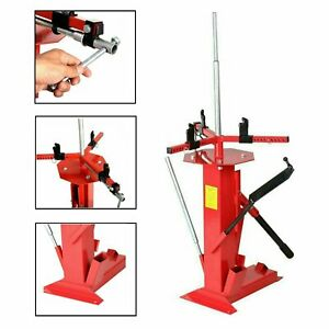 Multi Tire Changer Hand Tire Changer Bead Breaker Tool Mounting Home Shop Auto