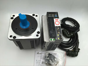 Delta 1 5kw Cnc Ac Servo System Motor Drive Controller Kits B2 Series 3m Cable
