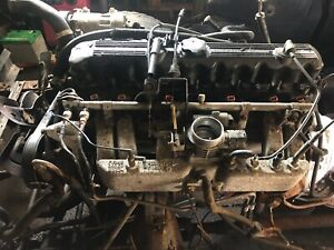 Jeep Wrangler Yj 4 0l 6 Cylinder Engine 91 95 184k Good Motor See Video