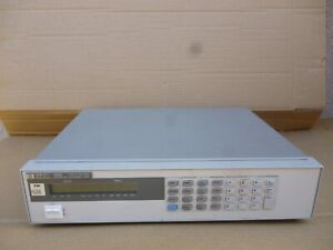 Hp agilent 6060b 3 60v 0 60a 300w System Dc Electronic Load