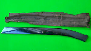 1961 Plymouth Chrysler Nos Window Opening Molding Mopar Oem Part 2240873