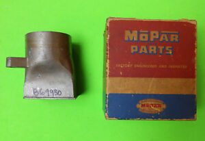 1941 1946 1947 1948 Dodge Chrysler Desoto Heater Adapter Oem Mopar Part 864930