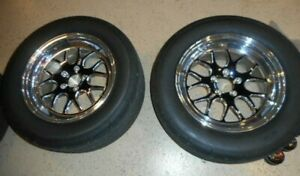 2005 2009 Ford Mustang Gt 17x8 And 17x9 5 Weld Rts S77 Wheels With Tires