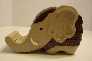 Elephant Shaped Pen pencil Holder With Phone Stand By Cool Bros cute