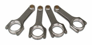 Scat H Beam Connecting Rods 5 200 2 172 912 Bushed Ford 2 3 Turbo 2300 Svo