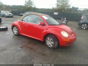 Rear View Mirror Without Digital Clock Fits 06 10 Beetle 755884