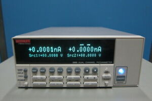 Keithley 2502 Dual Channel Picoammeter