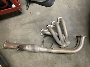 Dc Sports Ceramic Headers Hhc5029 H22a Vtec Prelude Accord Honda Exhaust Mani