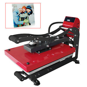 16 x20 T shirt Heat Press Machine Swing Away Digital Magnetic Hot Print 110v