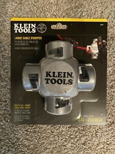 Klein Tools Large Cable Stripper 2 0 250 Mcm M 21051 Free Shipping