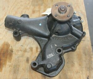 1935 1936 Oldsmobile 8 Water Pump Wp 93 Rebuilt Br