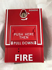 Siemens Xms d S54321 f8 a1 Manual Pull Station Fire Alarm new