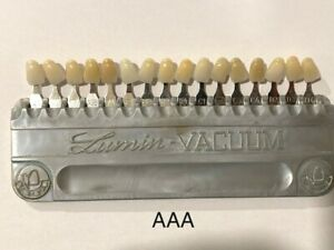 The Best Vita Lumin Porcelain Dental Shade Guide Made In Germany Very Good Aaa